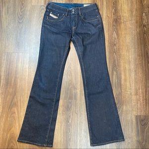Diesel Jeans Ronhar Bootcut Sz 28
